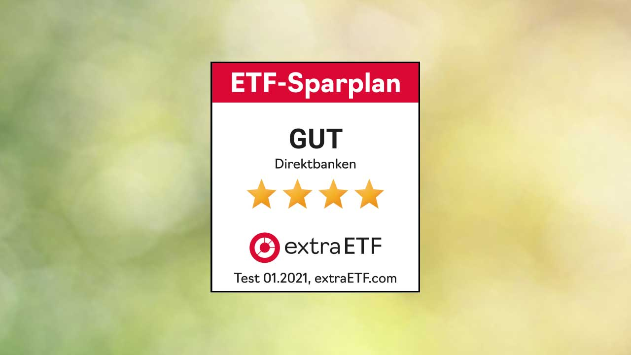 ETF-Sparplantest